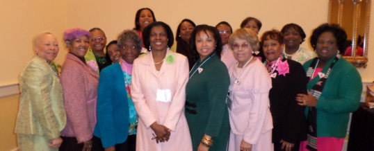 Alpha Kappa Alpha Day at the Capital 2014