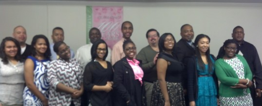 Father-Daughter Tea and Oratorical Contest